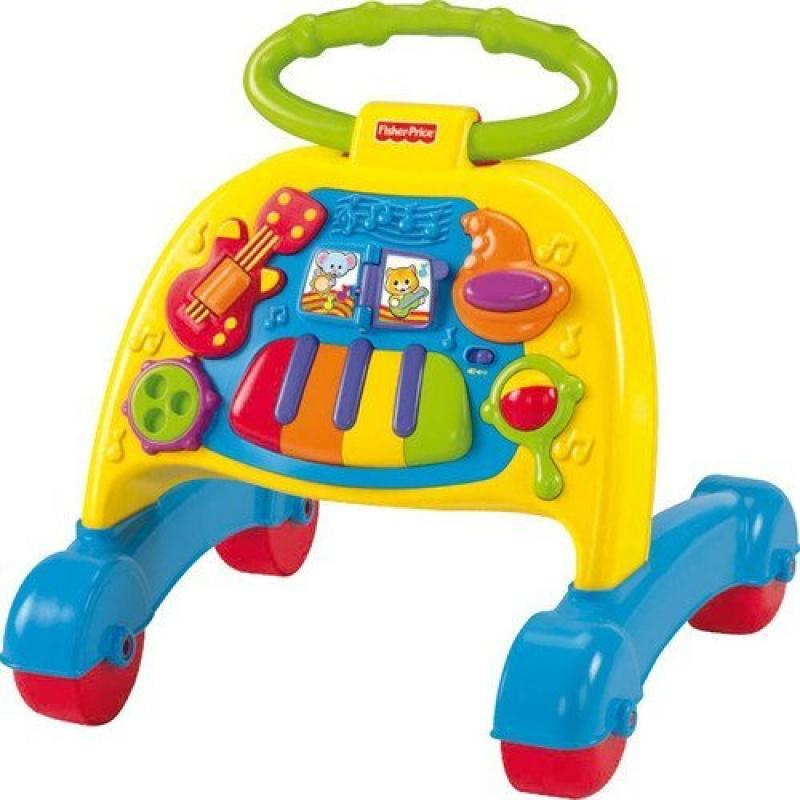 Brilliant Basics Musical Multiple Activity Baby Walker with Sounds & Tunes by Steko LTD