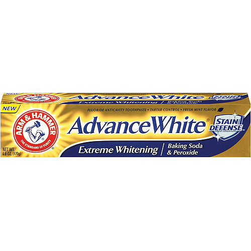 Arm and Hammer Extreme Whitening in the 6.0oz