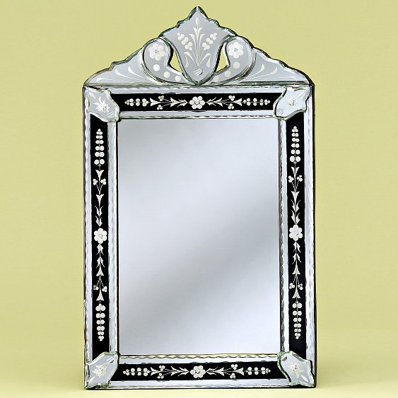 Susanne Tabletop Venetian Mirror - 8W x 10H in.