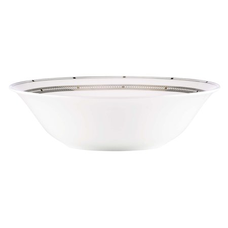 Lenox Gorham Studio Vegetable Bowl, White Lenox Covered Vegetable Bowl