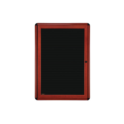 Ghent 2-Door Ovation Changeable Wall Mounted Letterboard