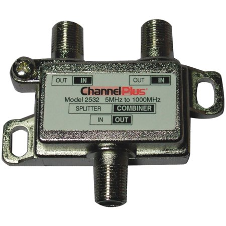 Channel Plus 2532 Splitter/Combiner, (Pv Array Combiner)