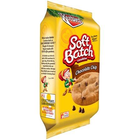 Keebler™ Soft Batch® Cookies Chocolate Chip 15 oz. Pack - Walmart ...