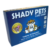 Best New Card Games - Shady Pets Card Game (Family Friendly) Review