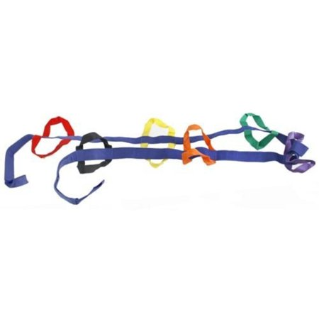 - Sturdy Nylon Walking Rope, Ages 18 mos. + By Constructive Playthings