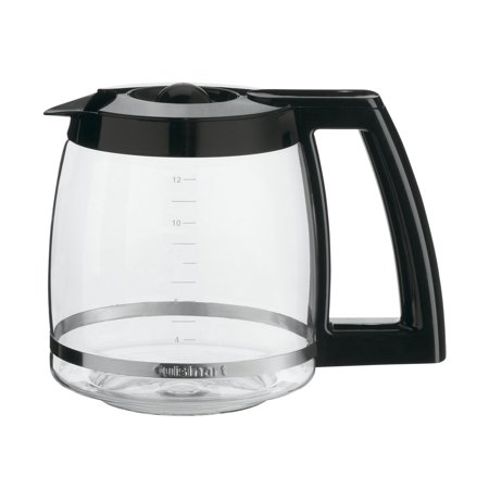 Chrome Cafetiere - Cuisinart Certified Refurbished Grind-and-Brew 12-Cup Automatic Coffeemaker, Black Chrome (DGB-550BCH)