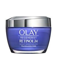 Olay Regenerist Retinol 24 Night Facial Cream, 1.7 fl oz