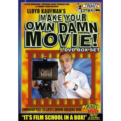 Lloyd Kaufman's Make Your Own Damn Movie!