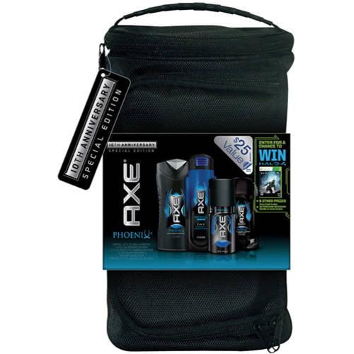 AXE Phoenix Men's Shower Kit, 5 pc