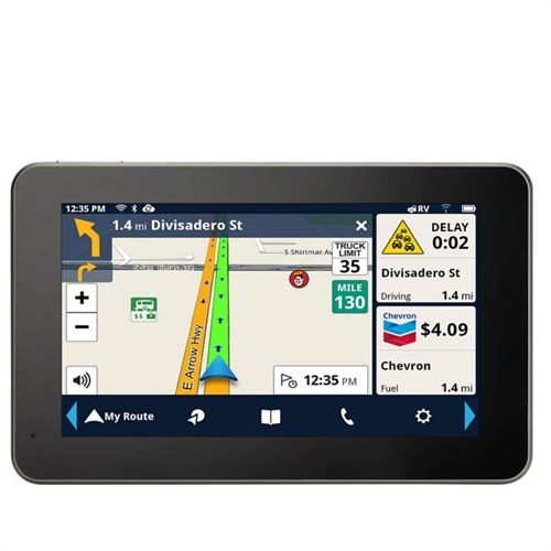 "Magellan Rv9490sgluc RoadMate  RV9490T-LMB 7"" GPS Unit with Free Lifetime Map and Traffic Updates"