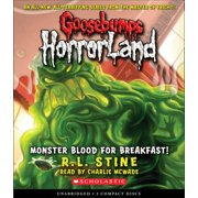 Monster Blood For Breakfast! by