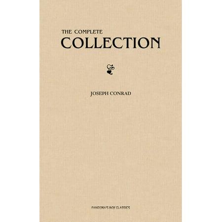 Joseph Abboud Collection (Joseph Conrad: The Complete Collection -)