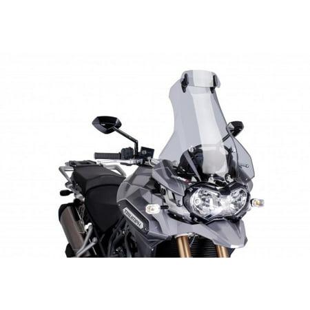 Puig Touring Windscreens - PUIG 6000F Touring Windscreen - Dark Smoke