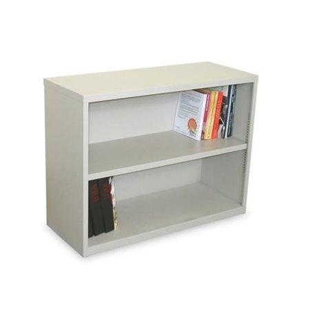 Ensemble Two Shelf Bookcase  36W x 14D x 27H - Featherstone Finish - image 1 of 1