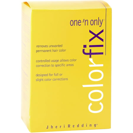One N' Only Colorfix Kit Permanent Hair Color Remover 1 ea ()