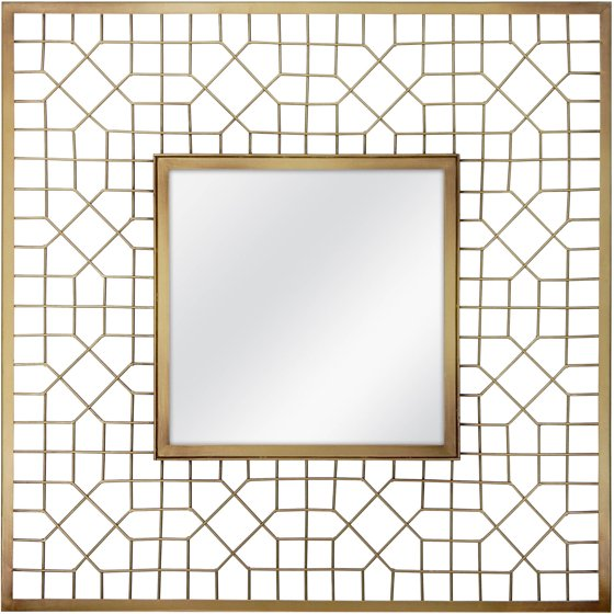 Better Homes And Gardens 20 Square Metal Mirror
