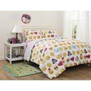 Emoji Pals Bed in a Bag Bedding Set