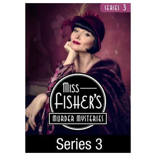 Miss Fisher's Murder Mysteries: Game, Set & Murder (Season 3: Ep. 7) (2015)