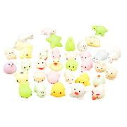 Iuhan Cute Mochi Squishy Cat Squeeze Healing Fun Kids Kawaii Toy Stress Reliever Decor