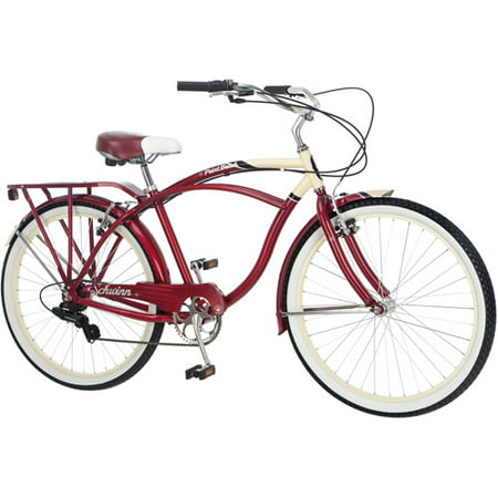 schwinn point beach 26 men 39 s cruiser bike. Black Bedroom Furniture Sets. Home Design Ideas