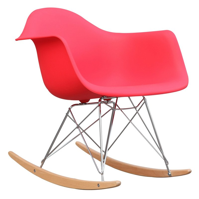 Fine Mod Imports Rocker Arm Chair