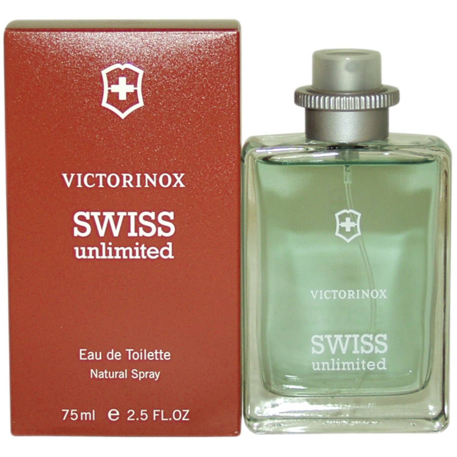 Swiss Army Victorinox Unlimited Men's EDT Spray, 2.5 fl oz