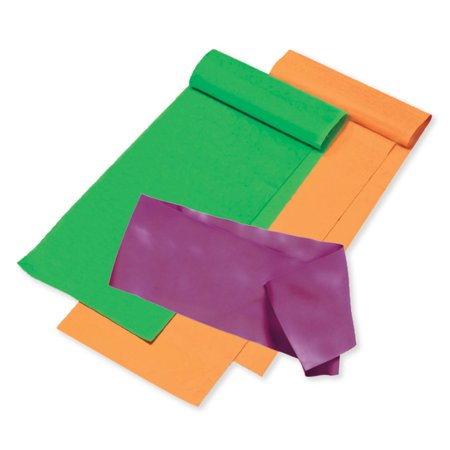 SPRI Flat Band Kit - Orange, Green, - Kit Bond