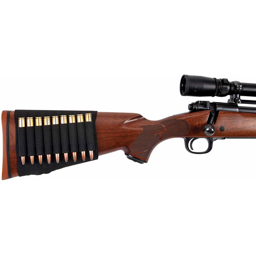 Allen Company Elastic Buttstock Rifle Cartridge Holder