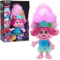 Trolls World Tour Color Poppin Poppy, Ages 3 +