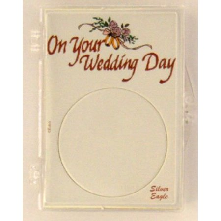 ASE On Your Wedding Day 2X3 Coin Snap Lock - Webbing Snaps