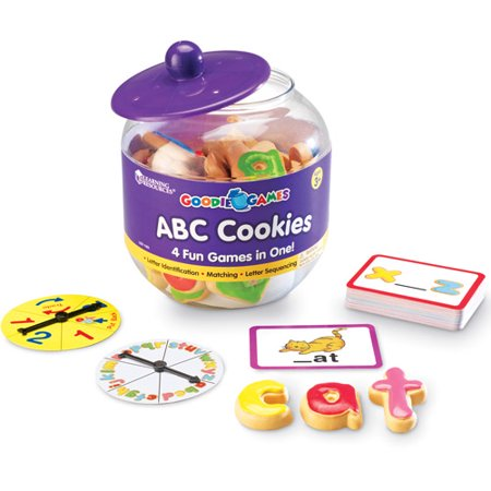 Learning Resources Goodie Games ABC Cookies](Lerning Games)