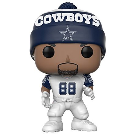 brand new 7ae82 a8abb Pop NFL: Dez Bryant (Cowboys Color Rush) Collectible Figure, Vinyl By FunKo