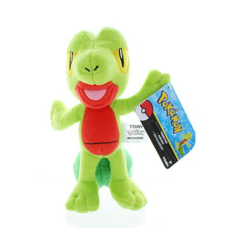 "Pokemon XY 8"" Plush Treecko"