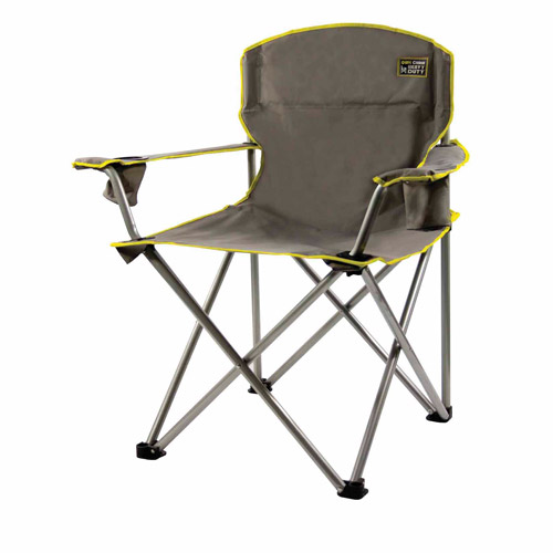 Quik Chair 1/4-Ton Heavy-Duty Folding Armchair