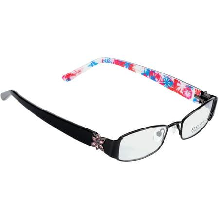 Pomy Eyewear Rx-able Eyeglass Frames 386 Pink (Virtual Eyeglass)