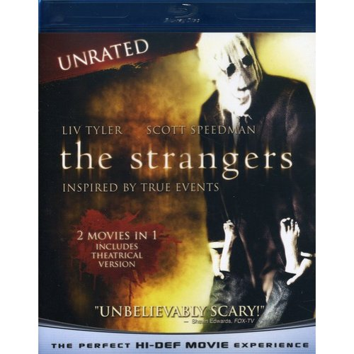 The Strangers (Unrated) (Blu-ray) (Widescreen)