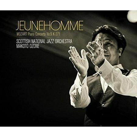 Scottish National Jazz Orchestra   Ozone  Makoto   Jeunehomme   Mozart  Piano Concerto  Cd