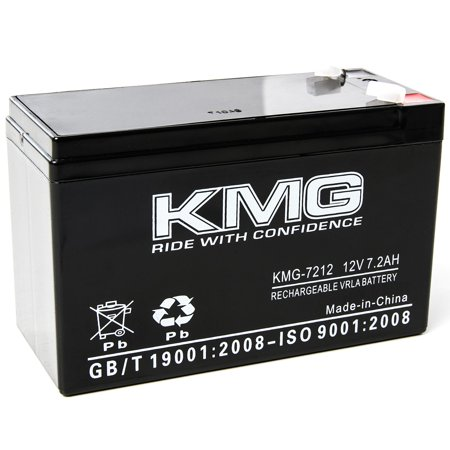 KMG 12 Volts 7.2Ah Replacement Battery Compatible with Deltec PRB220