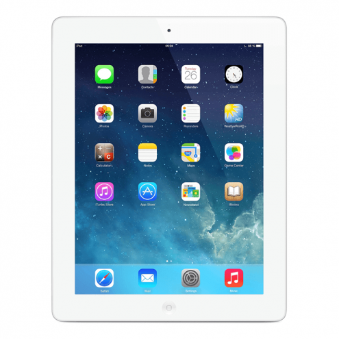 Refurbished Apple iPad 2 Wifi White 16GB (MC979LL/A)(2011)