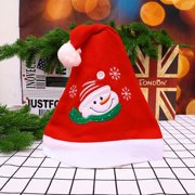 KABOER Christmas Ornament Decoration Christmas Hat Santa Hat Child Women Man Boy Girl Christmas Hat Accessories