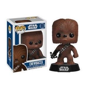 Funko Pop  Star Wars Chewbacca Vinyl Bobble Head Figure