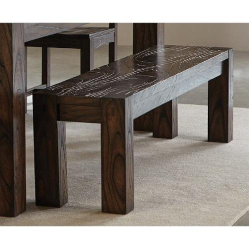 Wildon Home  Calabasas Wood Kitchen Bench