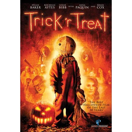 No Trick Treat Poster - Trick 'r Treat (2008) 11x17 Movie Poster
