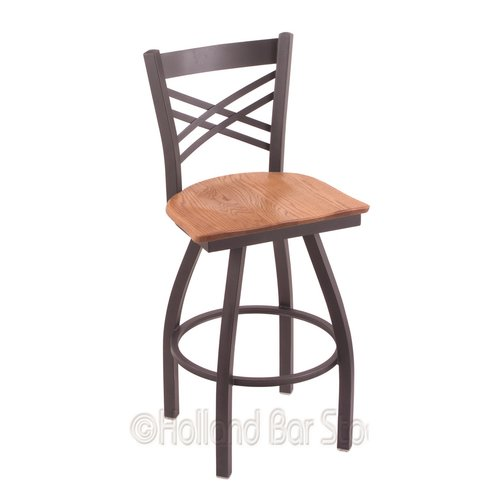 Holland Bar Stool Catalina 25'' Swivel Bar Stool