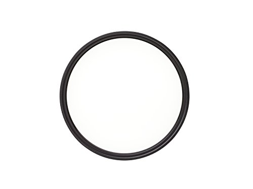 Heliopan 62mm Clear Protection Filter (706299) with specialty Schott glass in... by Heliopan
