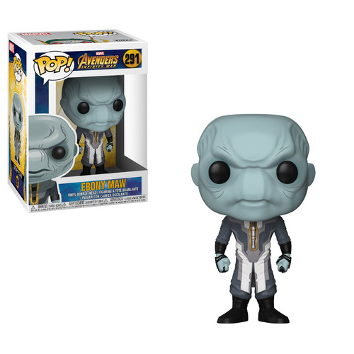 FUNKO POP! MARVEL: Avengers Infinity War - Ebony Maw