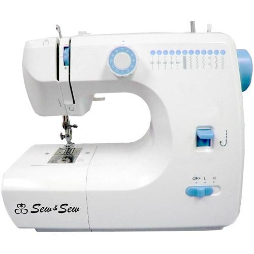 Lil Sew and Sew SS-700 Desktop Sewing Machine