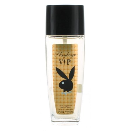 Jason Natural Fragrance - VIP by Playboy for Women Body Fragrance Natural Spray 2.5oz