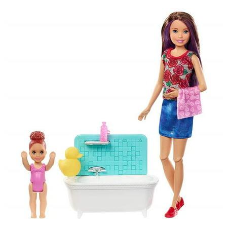 Mattel FXH05 Barbie Skipper Babysitters Inc Babysitter Poup-e Et Ensemble De Jeux - image 1 de 1
