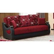 Empire Furniture USA Pittsburgh Convertible Sofa